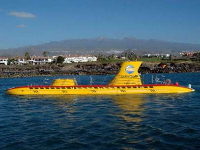 Submarine Safari Tenerife